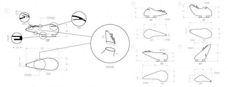 Glassware design