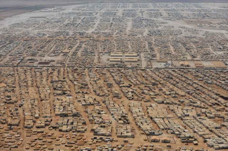 Encrypted Nomadism - Al Zaatari