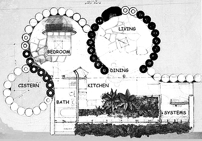 Earthship Plan
