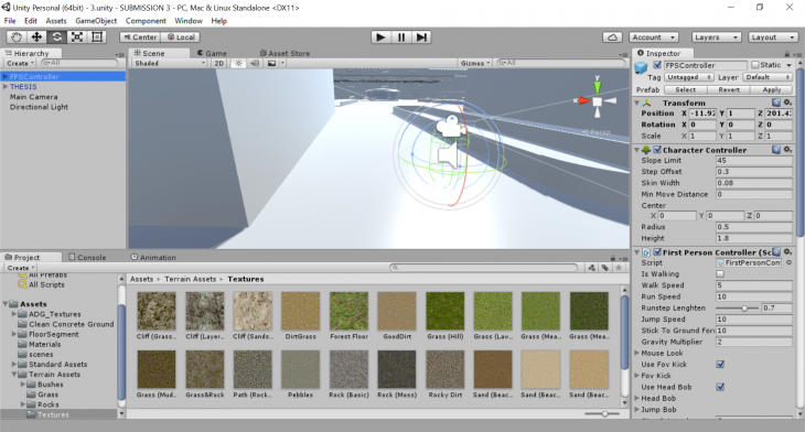 Gameify! (Unity3d) - CATCH THE TRAIN – IAAC Blog