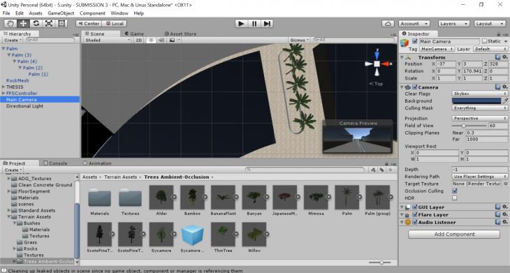 Gameify! (Unity3d) - CATCH THE TRAIN – IAAC Blog