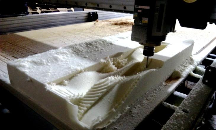 Process - Foam Mould