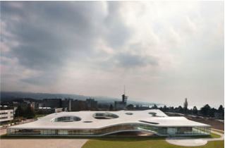 Rolex Learning Centre by SANAA - Case Study – IAAC Blog