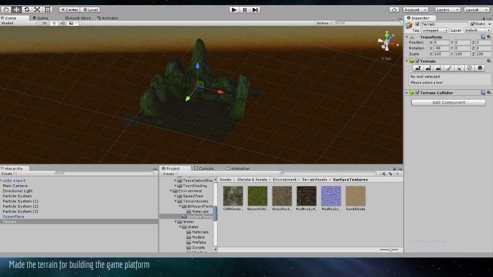 Gameify: Unity 3D_Computational Design – IAAC Blog