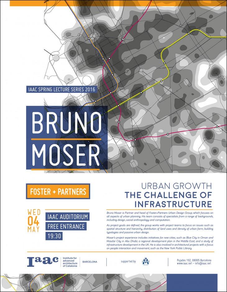 Bruno-Moser iaac lectures