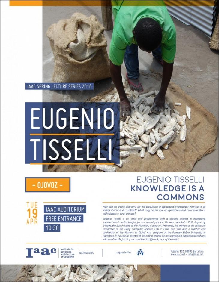 Eugenio-Tisselli iaac