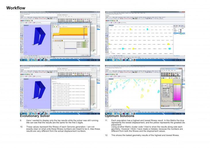 IAAC_Design Associativity_Genetic Workflows Evolving Solutions_4_Optimum Solution