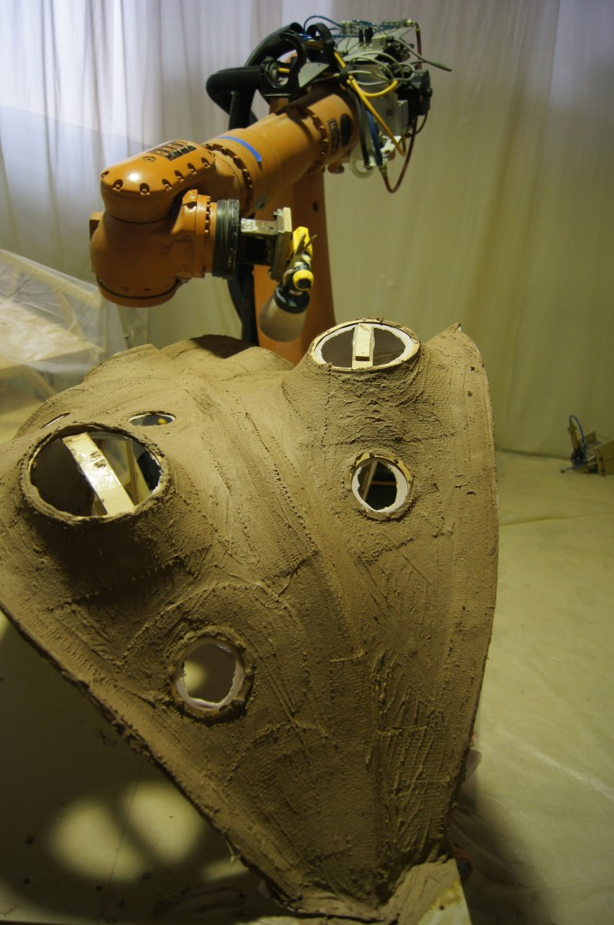 IAAC robotic-fabrication
