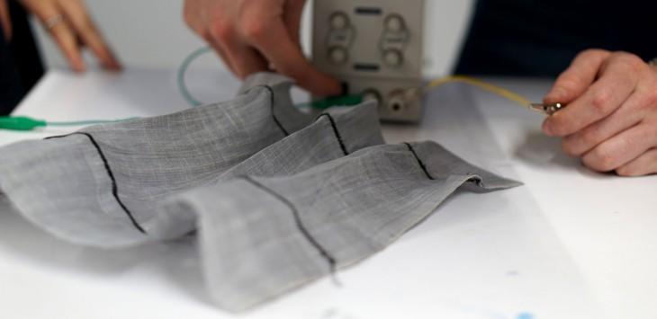 smart-textiles noumena
