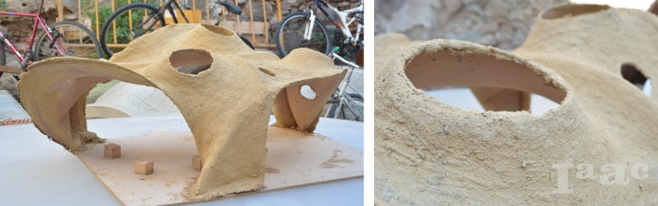 IAAC - ROBOTICALLY FABRICATED MUDSHELL - Image 7