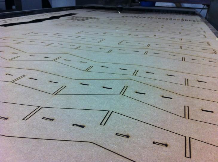 Laser Cutting -IAAC