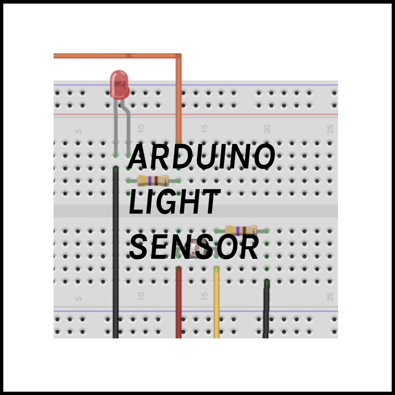 Arduino Light Sensor Iaac Blog Ldr Circuit With