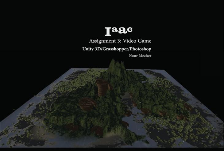 IAAC_VIDEO GAME