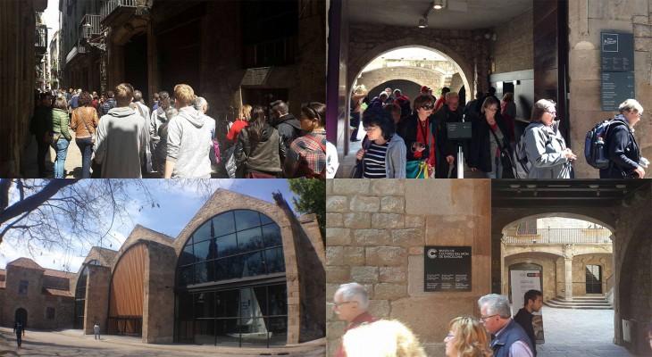 IAAC- BCN connexion between tourist attraction