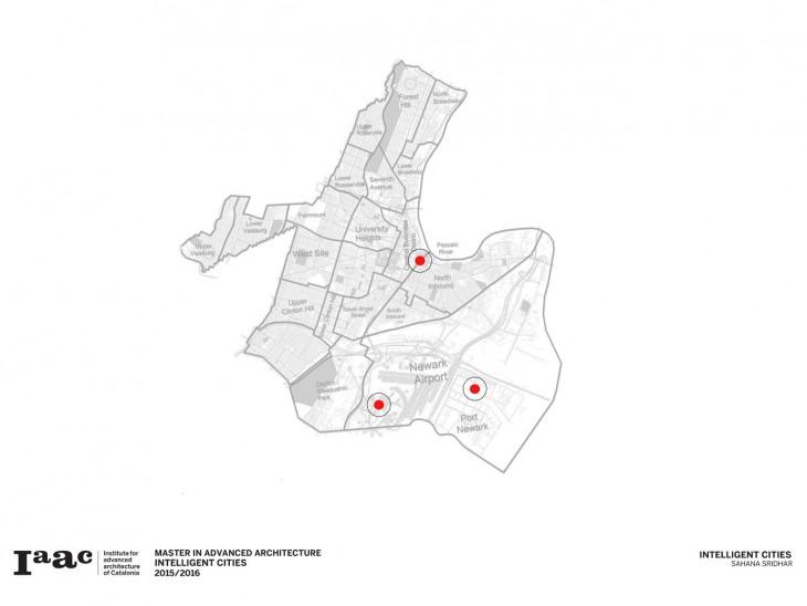 The Hyper Regions in Newark