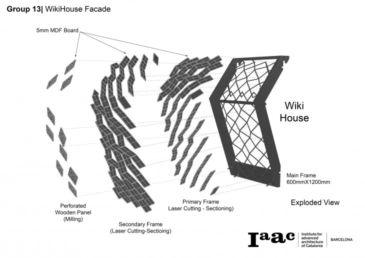 Team 13- Exploded View-IAAC