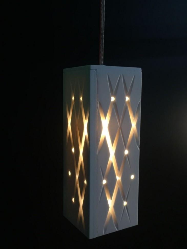Uneven Lamp