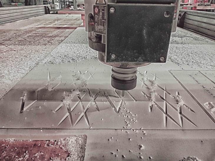 Uneven Milling Machine