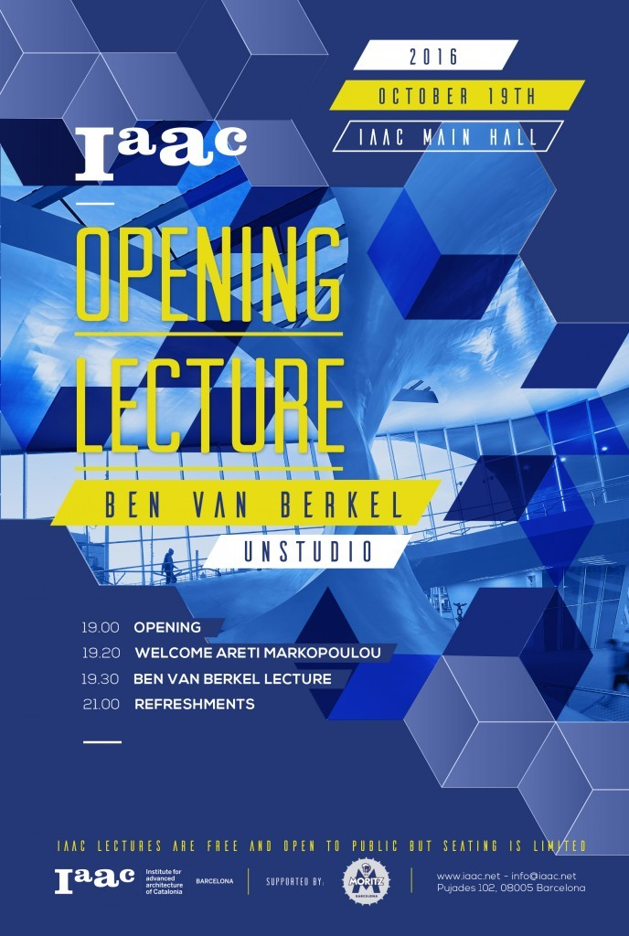 IAAC opening_lecture_2016
