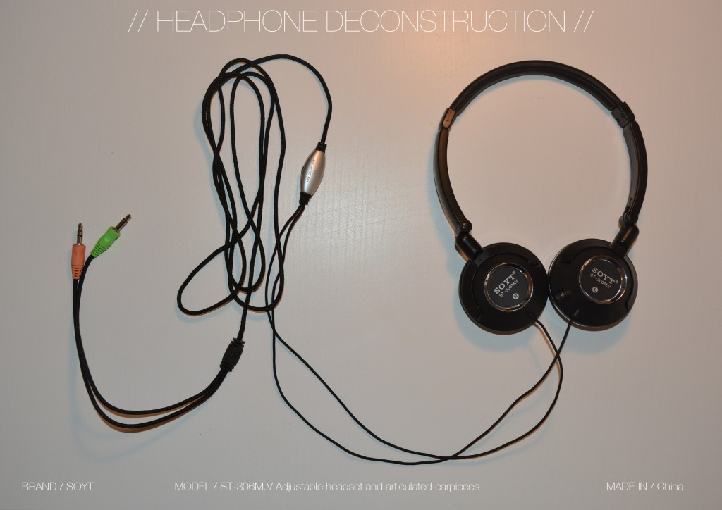 Soyt-headphone Teardown