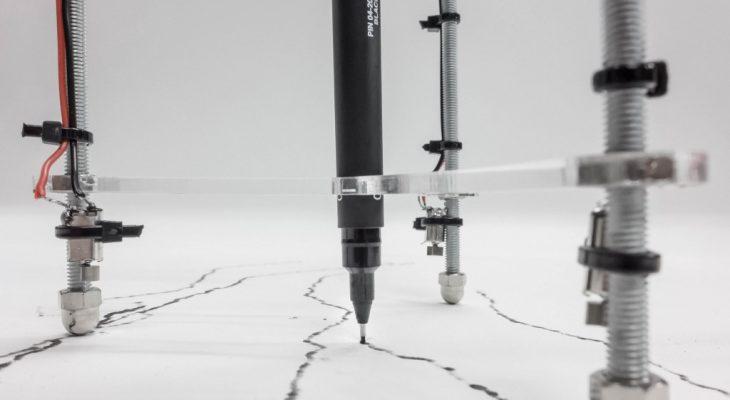 machine, pen, drawing, automated