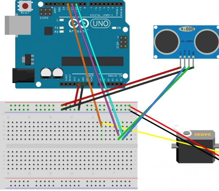 arduino-wire-connection