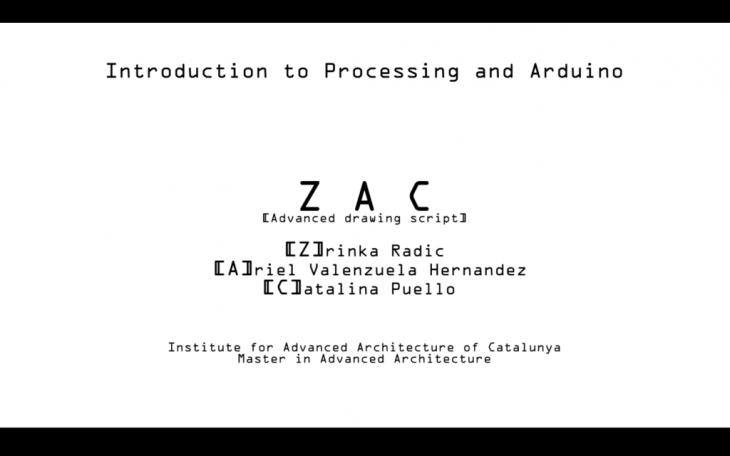 Intro ZAC