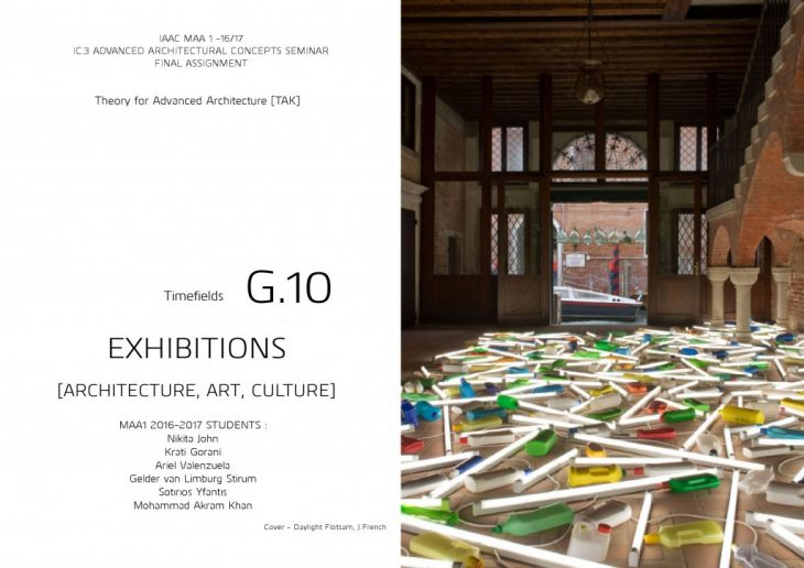 Advanced Exhibitions 1
