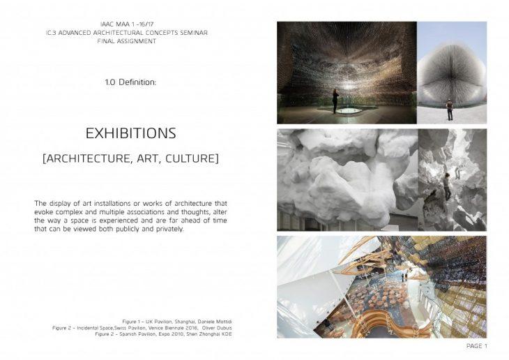 Advanced Exhibitions 4