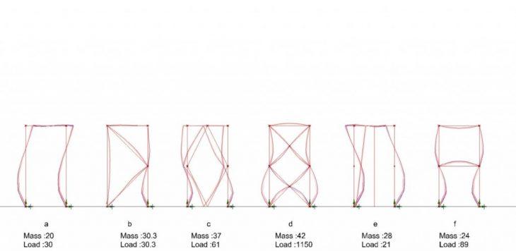IAAC - OTF - diagrid structure