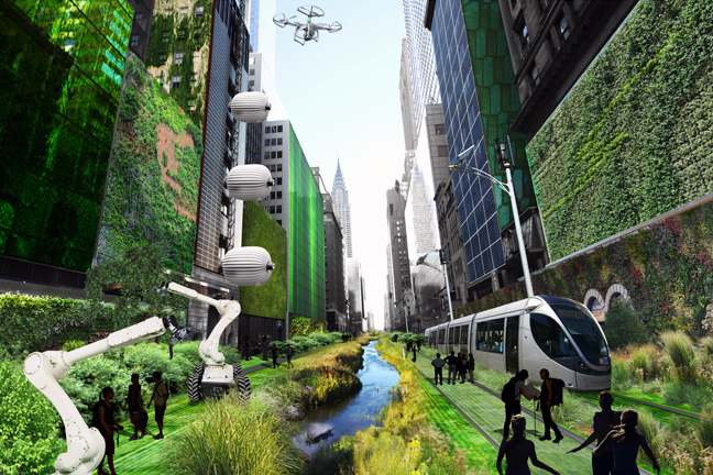 terreform-one-smart-city-farm