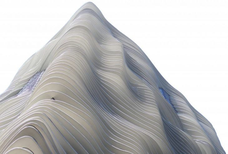 Parametric Facade // Aqua Tower – IAAC Blog