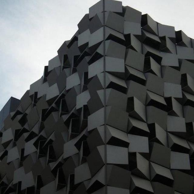 Reference / Parametric facade - Daniil Koshelyuk, IAAC, MAA01, SO.3
