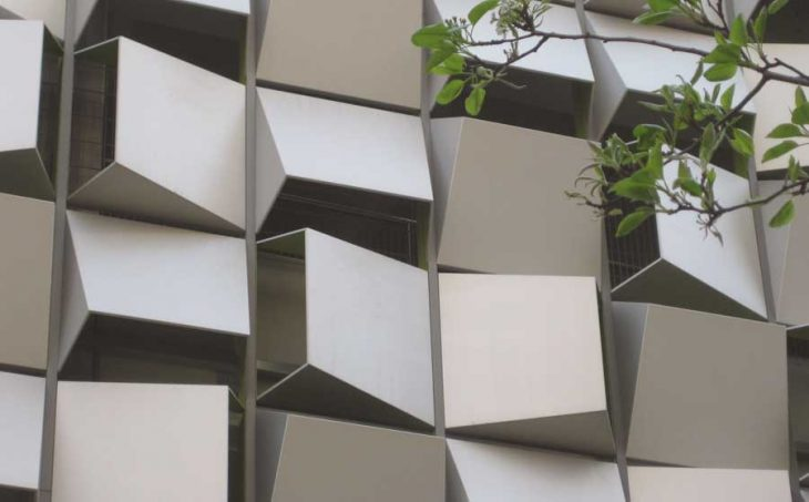 Charles Street Multi Storey Car Park In Sheffield Architecture Project