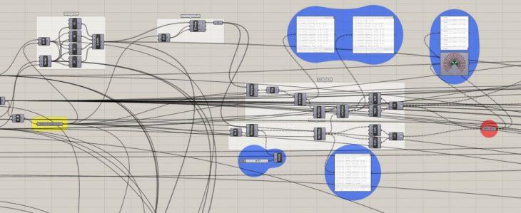 Script: Main Mesh / Parametric architecture - Daniil Koshelyuk, IAAC, MAA01, SO.3