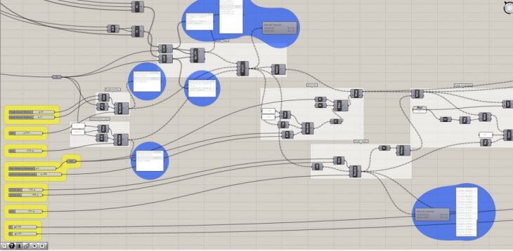 Script: People / Parametric architecture - Daniil Koshelyuk, IAAC, MAA01, SO.3