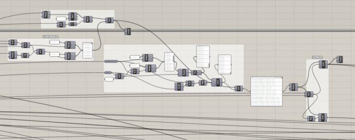 Script: Surface Preparation / Parametric architecture