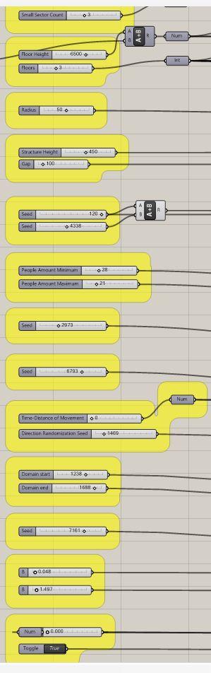 Script: Controls / Parametric architecture