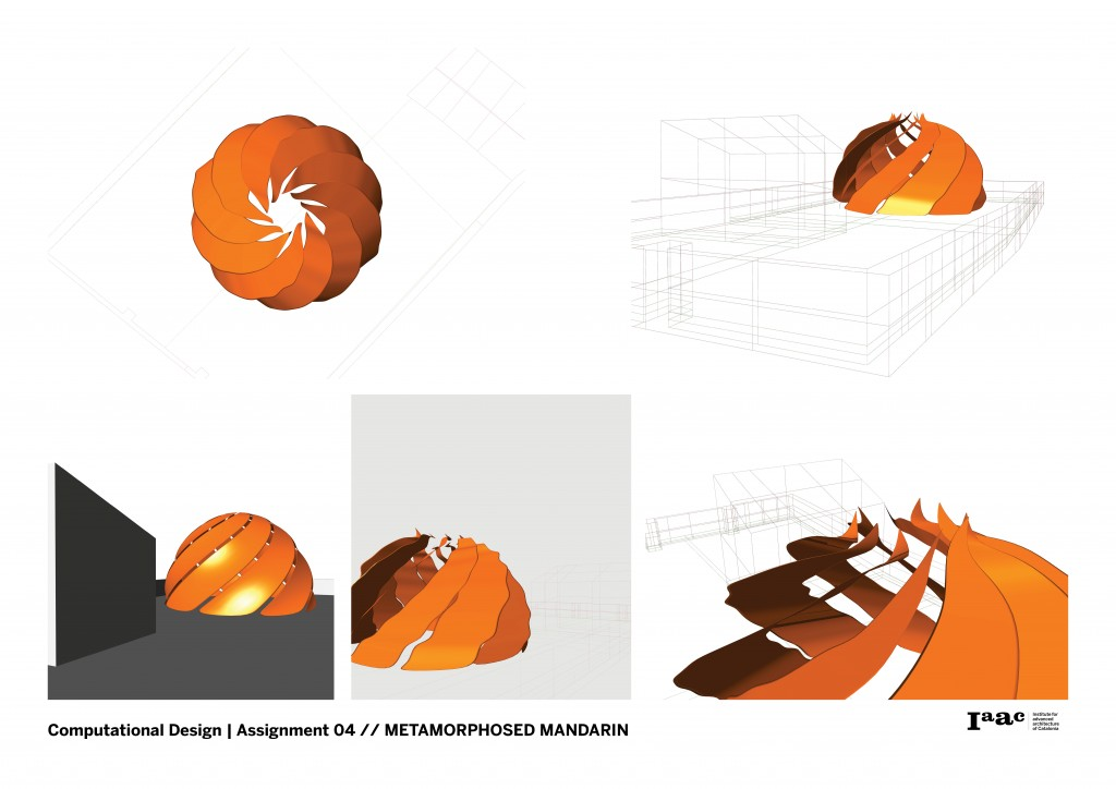 Generating The Form & Shape