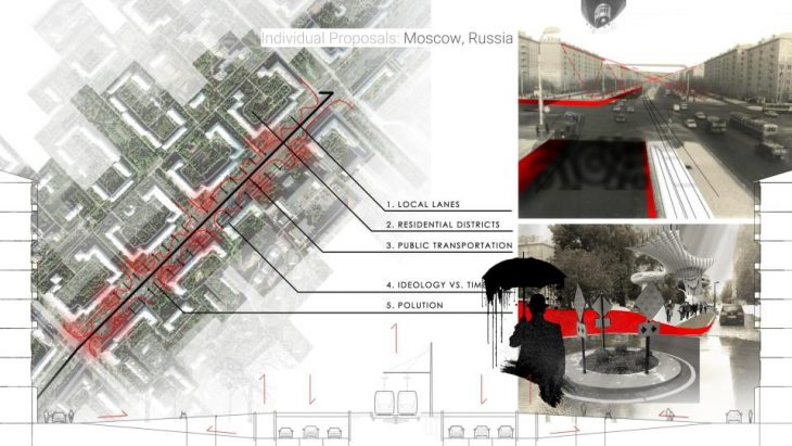 Proposal 1 - Wide Street / Urbanization.org