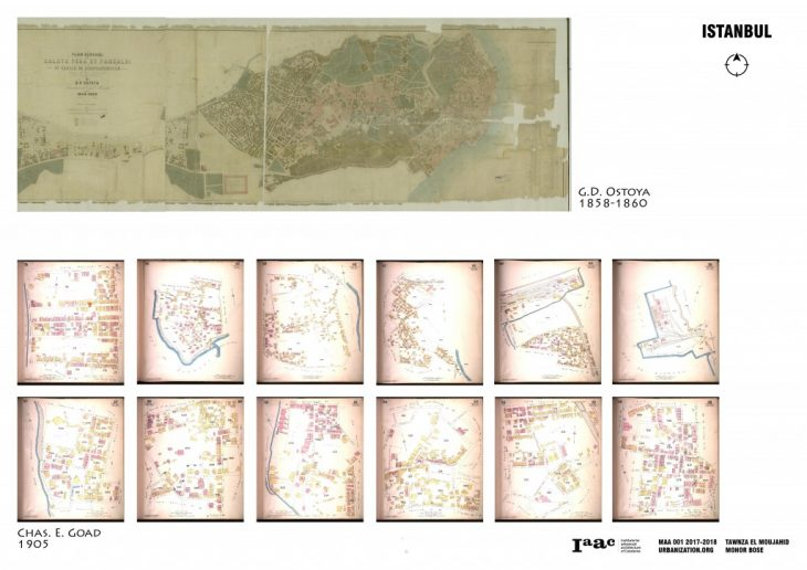 graphical and historic limitations transform these into loose grids