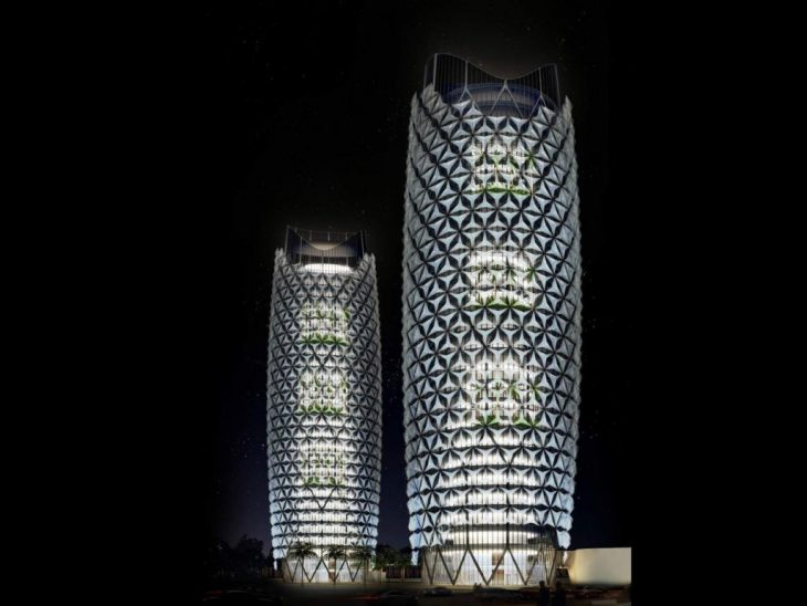 Mashrabiya Facade