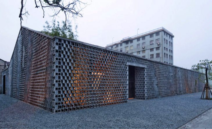 Parametric Facade of Bricks – IAAC Blog