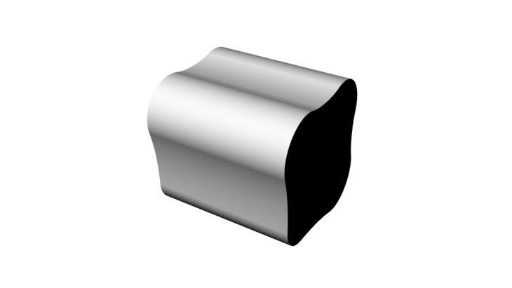 stool, cardboard