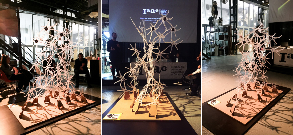 Robotic and Mixed Reality - Assembly – IAAC Blog