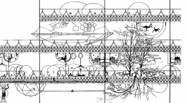 Reconciling humans and machines with nature. Takis Zenetos Electronic Urbanism