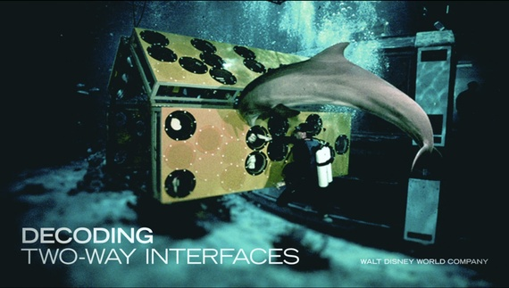 The first effective animal translator was Cetacean Hearing & Telemetry (CHAT) translator, THECHNOLOGY ALLOWING ANIMALS TO TALK , COMMUNICATION WITH ANIMALS POSSIBLE VIA TECHNOLOGY. COLLABORATING WITH ANIMALS, EMPOWERING ANIMALS IAAC BLOG , THREE FOLD LOGIC OF ADVANCED ARCHITECTURE , MAA