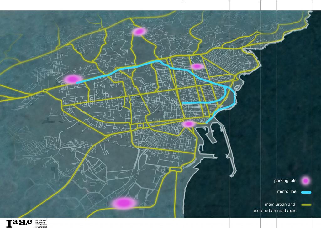 layer map analysis _ master in city and technology MACT Simone Grasso Matteo Murat