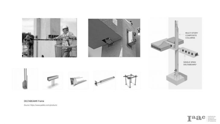 Reconstruction - Modular Concrete Systems for Disassembly