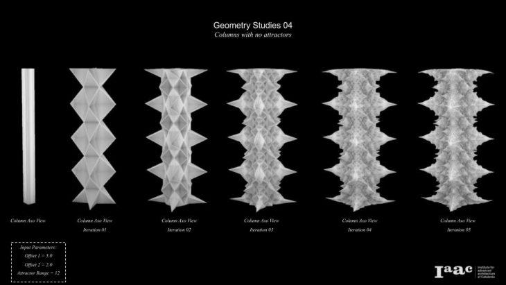 DragonSkin: Python Mesh Subdivision Geometry Studies1